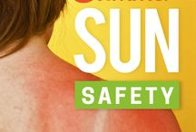 Summer Safety / Tips and information on keeping safe during the summer!