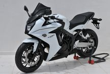 Honda CBR 650 F 2014/2016 by Ermax Design / Accessories
