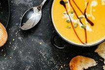 Soupes et veloutés d'hiver