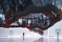 Installations + Exhibits / art / installation / exhibition / expo / by Dejan Jovanovski