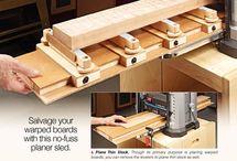 Carpentry Equipment & Machinery