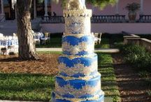 Cake Tables / Linens by the Sea