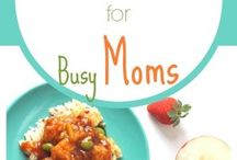 Easy Lunch For Moms / Easy lunch ideas for busy moms