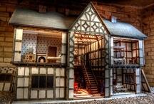 Miniatur Haus / Puppenhaus