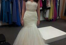 Wedding dresses I ❤ / by Tina Rose