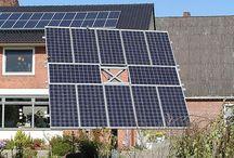 DIY: SOLAR PANEL, VINDMØLLER, M.M TIL SUND ENERGI