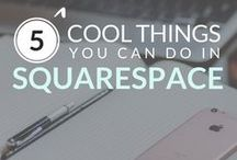 Squarespace Tips │ Blogging with Squarespace / I love blogging with Squarespace - these tips will help you take your blog to the next level using the Squarespace platform!