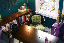 Home - work space