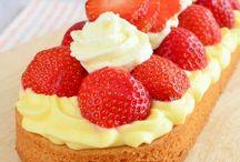 Sloffen gebak ♡