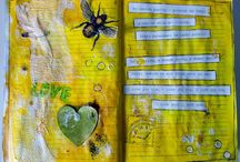 My art journaling