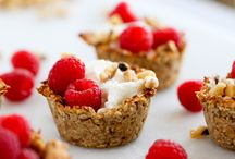 Healthy cup cake ideas