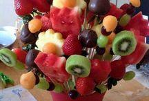 come offrire la frutta