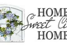 Home Sweet Circa Home / Welcome to Home Sweet Circa Home, a website & blog dedicated to the joys & challenges of living in and caring for an historic home, feathering the nest, and creating warm and welcoming spaces. / by Open Gates Farm