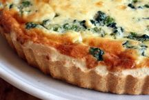 Quiches / Bolos