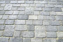 block paving / outside spaces
