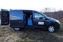 Mini Campers in Iceland / Camper Van Rental in Iceland.