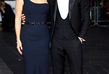 Kate Winslet and Michael Fassbender <3