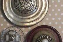 Maxi Buttons / A little project I've been working on that involve a lot of vintage buttons. Check them out on etsy!