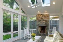 Sunroom Spaces / by HomeSpotHQ