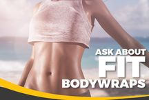 FIT Bodywrap at Tan FX / The FIT Bodywrap system delivers clinically proven, soothing and effective infrared rays to the body to help with a wide range of therapeutic benefits which include: weight loss, detoxification, cellulite reduction, pain relief, skin rejuvenation, intense relaxation and much more.