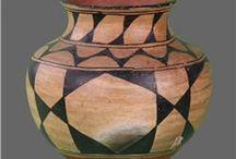 Santa domingo pottery / Santa Domingo
