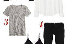 My style / Clothes I love