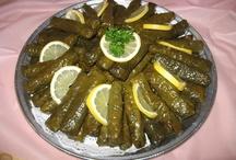 turk yemekleri....turkish food / by Hüsran Caner