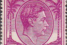 Malaya - Penang Stamps