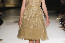 Metallics, Glitters and Gold / by Wendy Moreno