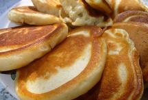 рецепты блинов, оладушек, сырников
