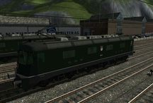 Re 6/6 SBB CFF FFS / Creating the famous SBB Gotthardlok