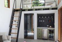 ARCH | INTERIOR | double height livingroom