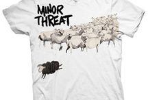 Just a Minor Threat / by Ashley Sanford (Doughty)