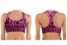 Sublimated Sports Bra / Are you in need of placing bulk order on wholesale SUBLIMATED PURPLE SPORTS BRA from a top-rated manufacturer and supplier ? Check out Oasis Sublimation!