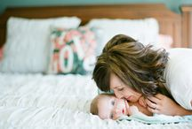 Lifestyle Newborn/family Session