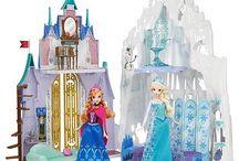 Kidzdzain Disney Frozen / Leuk speelgoed van Disney Frozen
