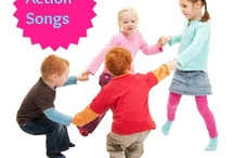 Action songs and finger plays