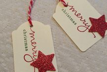 Tags / Stampin Up