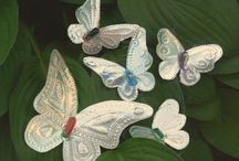 Butterflies and related items