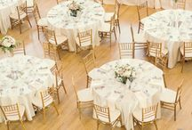 Simple and Elegant Wedding Reception