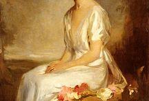 Portrait Paintings -Women