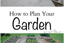 All my garden / Garden plans, inspiration, & how tos