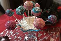 Süti nyalóka (cake pops)