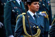 لباس سربازی زنان