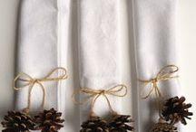 Décomptes Noël et table