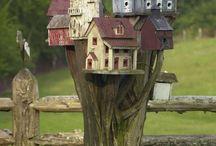 Bird-house
