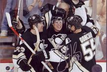 Pittsburgh Penguins / by Andrea Bruce