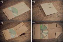 DIY CD Packaging..