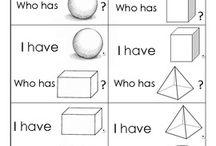 Math 3D shapes