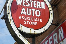 Western Auto / by Laurie Overall Johnson